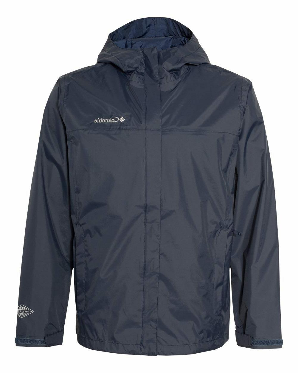 Columbia Watertight Waterproof, NEW, Packable