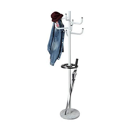 standing coat rack hat hanger