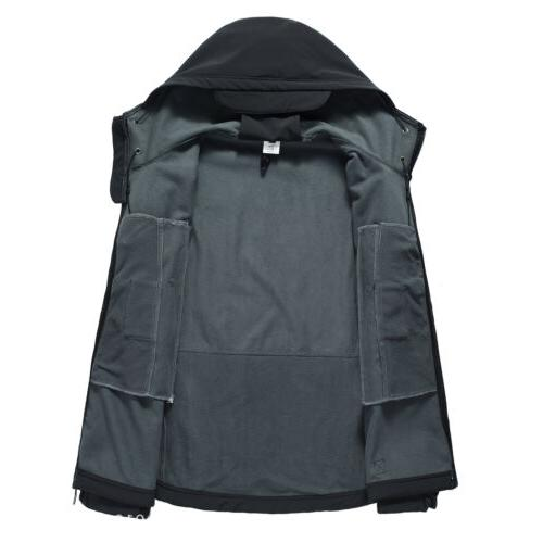 Tactical Waterproof Windbreaker