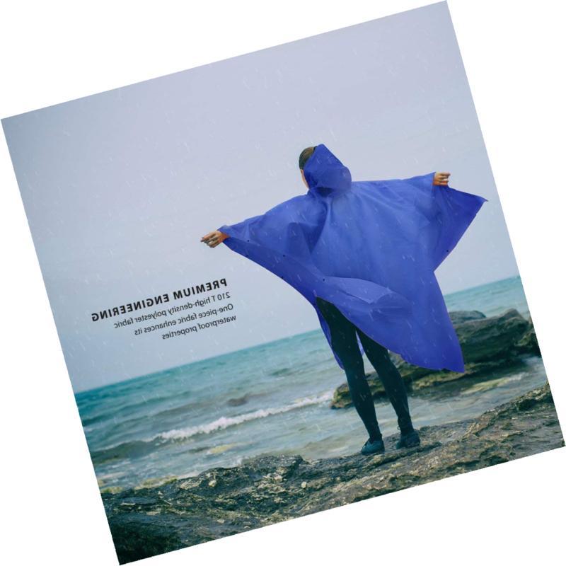 Terra Rain Waterproof Raincoat Hoods for Activities