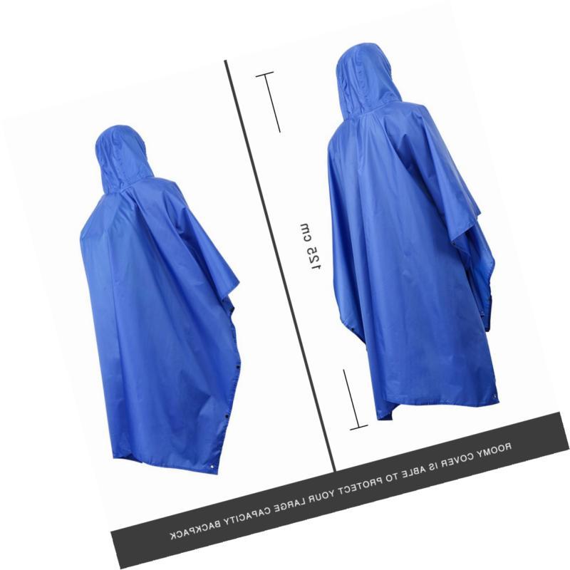 Terra Waterproof Raincoat for Activities