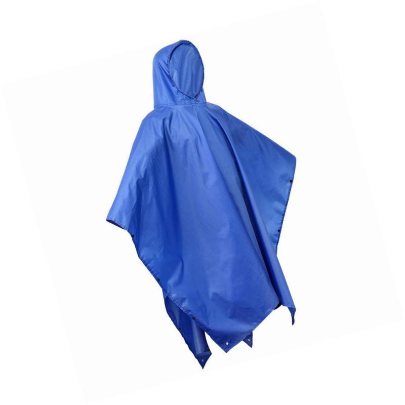 terra hiker rain poncho waterproof raincoat