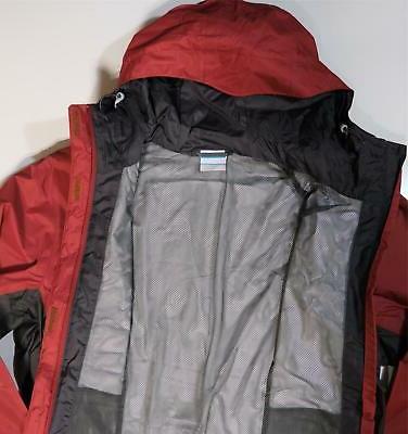 Columbia Pointe Jacket Men's L Rain Coat Waterproof