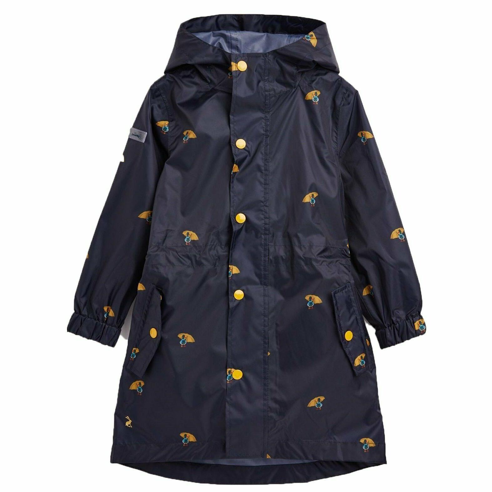 toddler golightly waterproof packaway rain coat umbrella