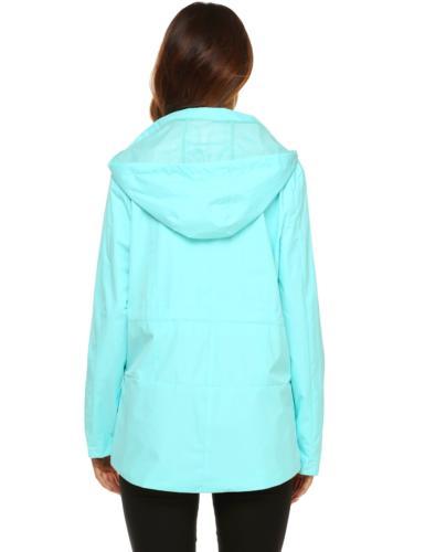 ZHENWEI Travel Women Retro Spring Jacket