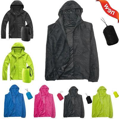 Travel Windproof Women Outdoor Sports Rain Coat