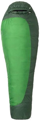 Marmot Trestles 30F Sleeping Bag Dark Grass / Greener Pastur