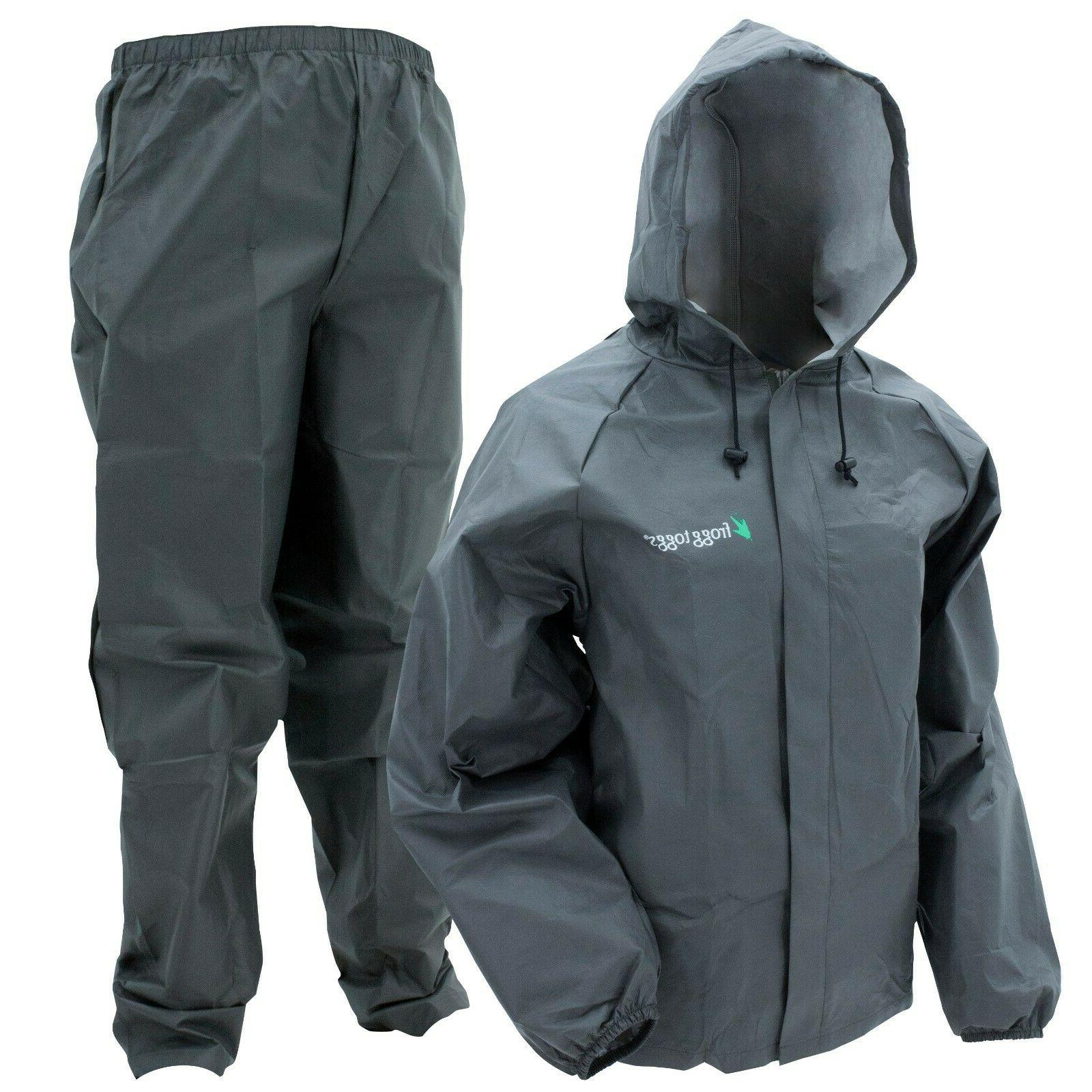 Frogg Toggs UL12104 Lite Suit New CHOOSE & SIZE FREE SACK