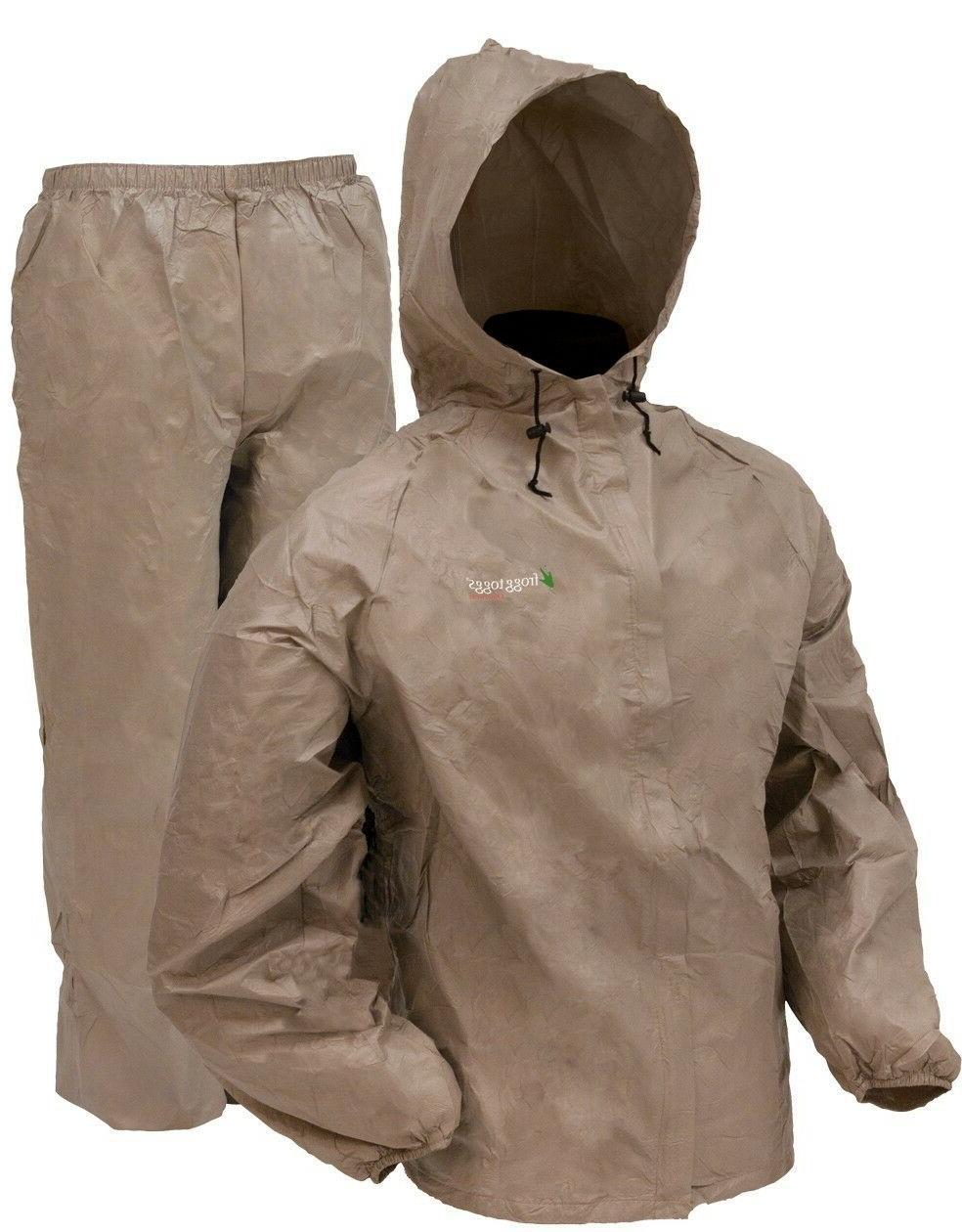 Frogg UL12104 Ultra Lite Rain New CHOOSE COLOR & FREE STUFF SACK