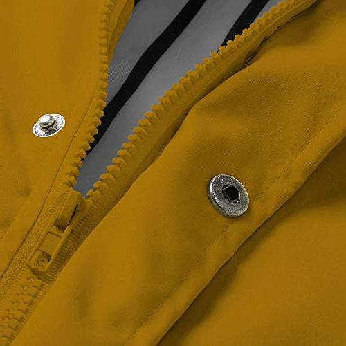 Ulanda Womens Hooded Jacket Plus Size, Hooded Raincoat Rain Jacket Windbreaker