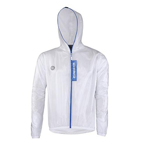 ultra lightweight rain jacket saftey