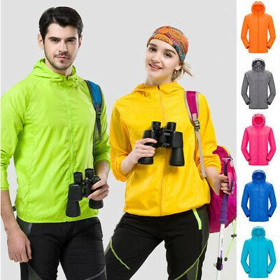 Unisex Windproof Jacket Outdoor