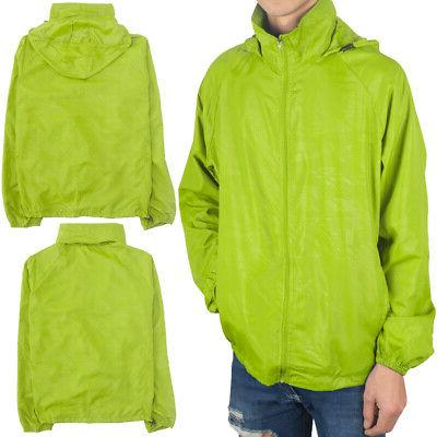 US and Waterproof Windproof Bicycle Sport Rain Coat Hot