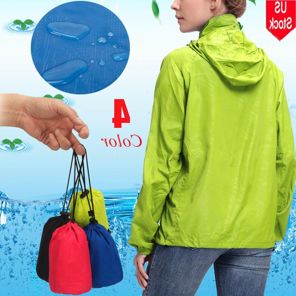 us men and women waterproof windproof jacket