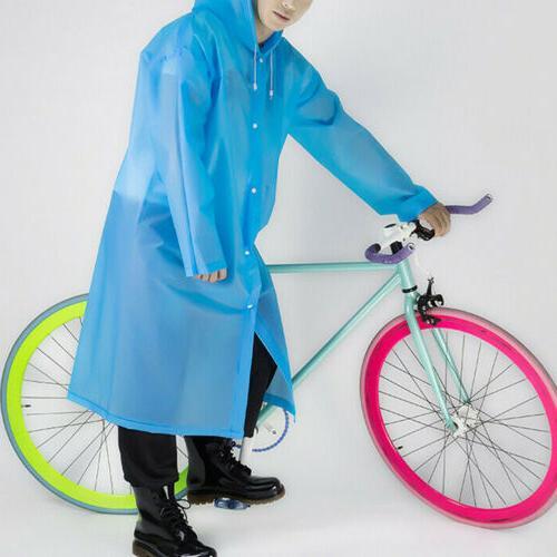 US Waterproof Jacket Rain Coat Hooded