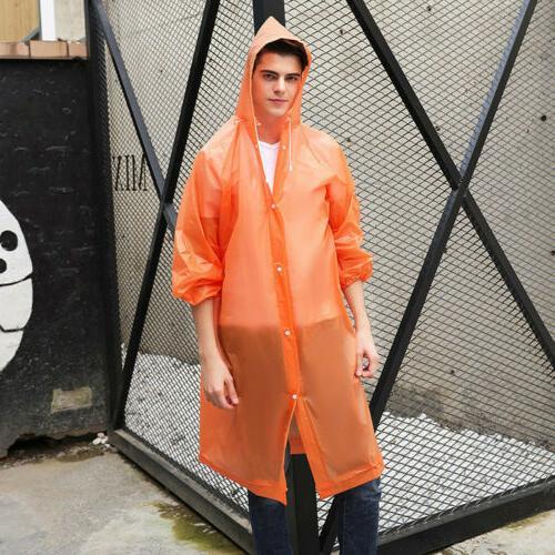 US Women Jacket Raincoat Rain Coat Rainwear