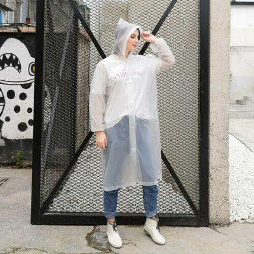 US Hooded Rainwear