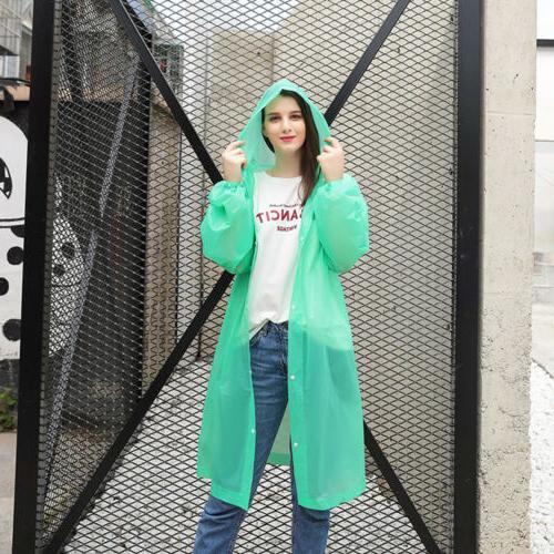 NEW Jacket PE Rain Coat Rainwear US
