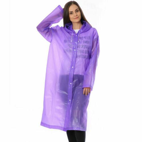 Waterproof Jacket Hooded Raincoat
