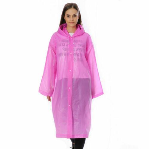 US Men Waterproof Raincoat Rainwear