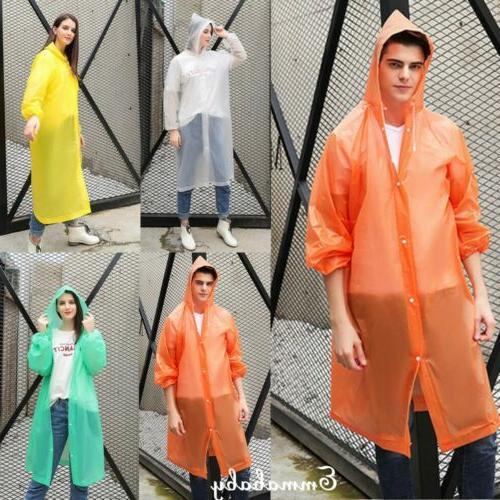 US Jacket Hooded Raincoat Rain Rainwear