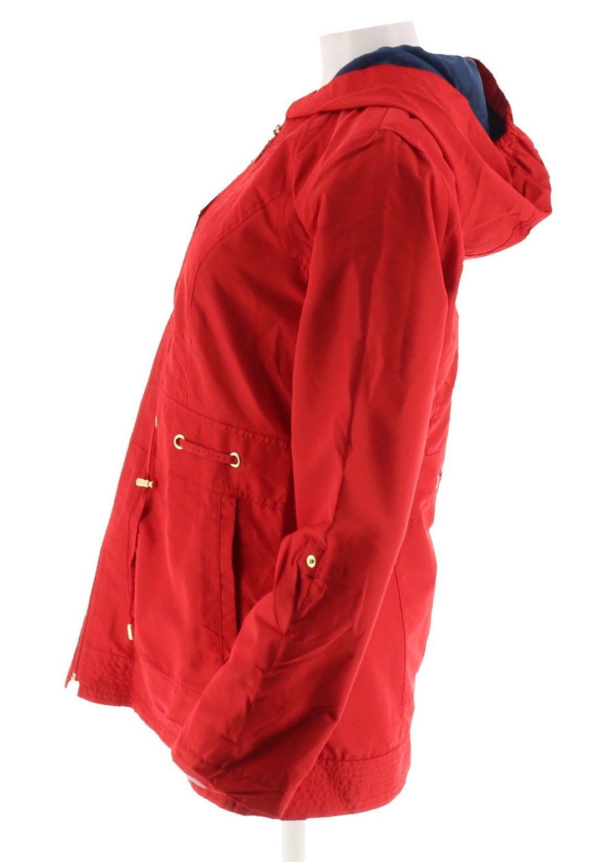 Susan Anorak Jacket Bag A230706