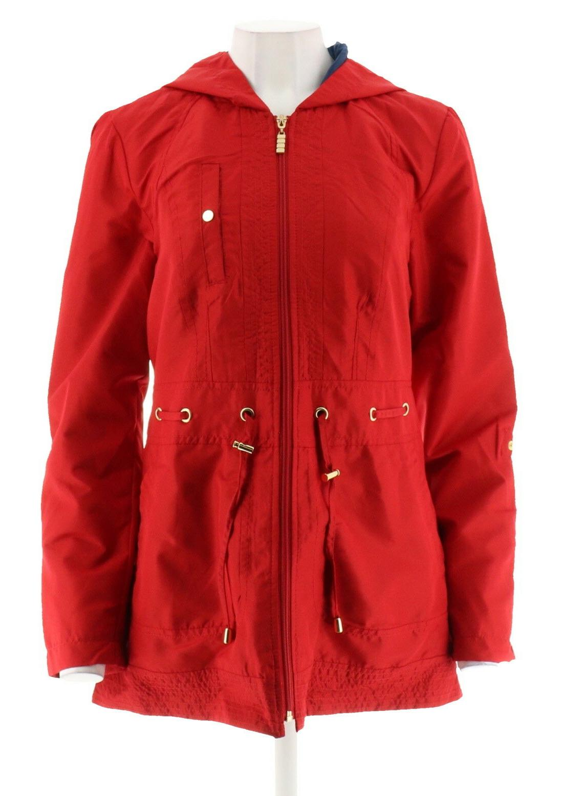 Susan Water Anorak and Storage Bag A230706