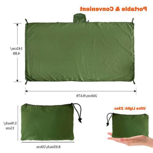 Waterproof Hammock Tarp Camping Mat