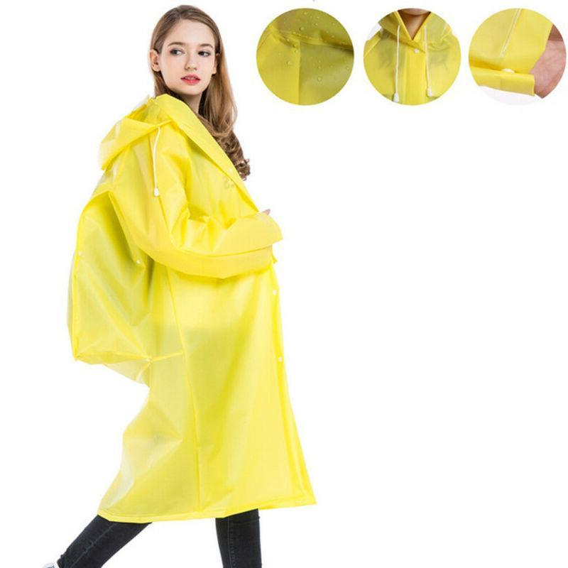 Waterproof Rain Coat Poncho