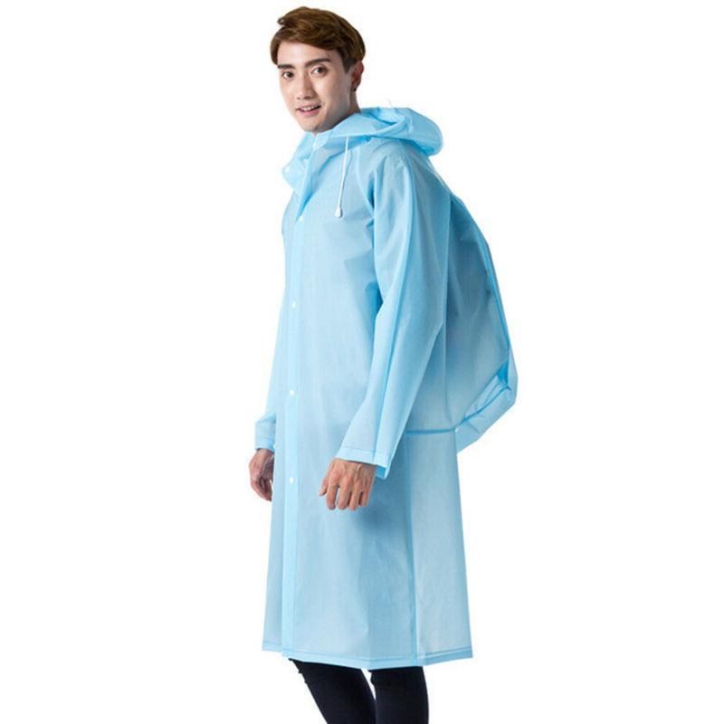 Waterproof Hooded Rain