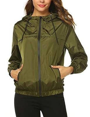 Hotouch Raincoats Womens Jackets