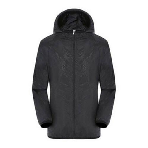 US Men Waterproof Windproof Jacket