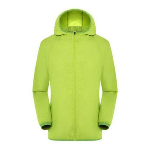 Waterproof Windproof Women Rain Coat Outdoor