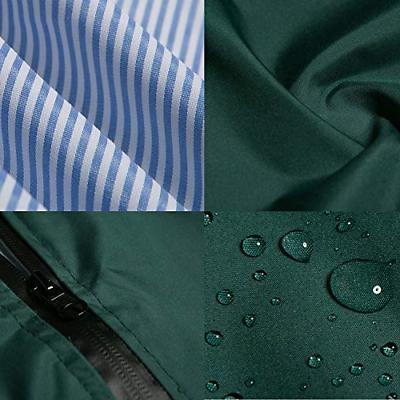 LOMON Womans Rainwear Softshell Casual Jacket XL
