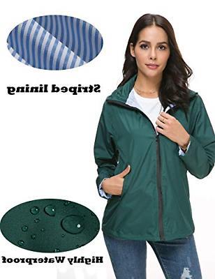 LOMON Lightweight Rainwear Softshell Jacket