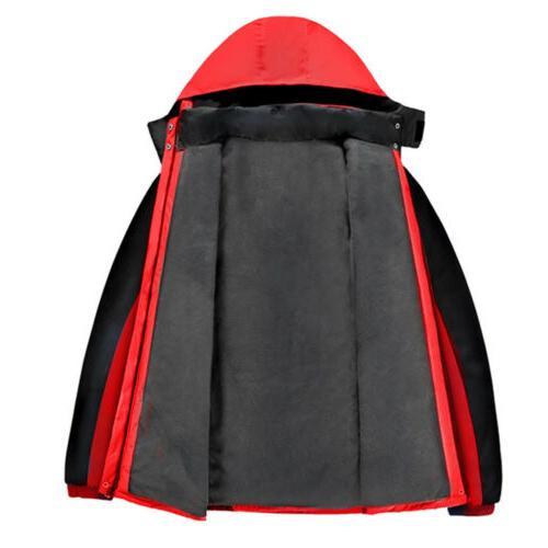 Women Waterproof Windproof Outwear Tops Jacket
