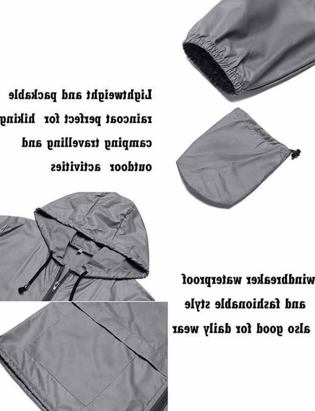 Zhenwei Waterproof Able Hooded Act