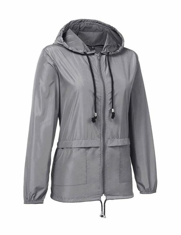 Zhenwei Waterproof Able Hooded