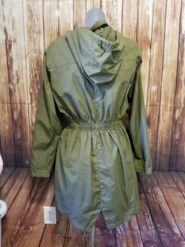 Trench Olive NWOT