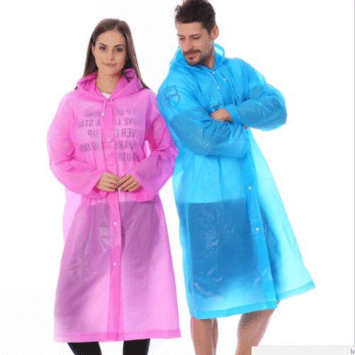 Women/Men Waterproof PE