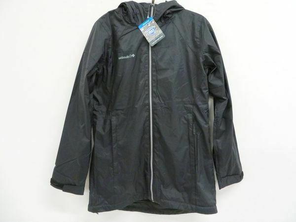 Columbia Lined Rain Jacket Size M