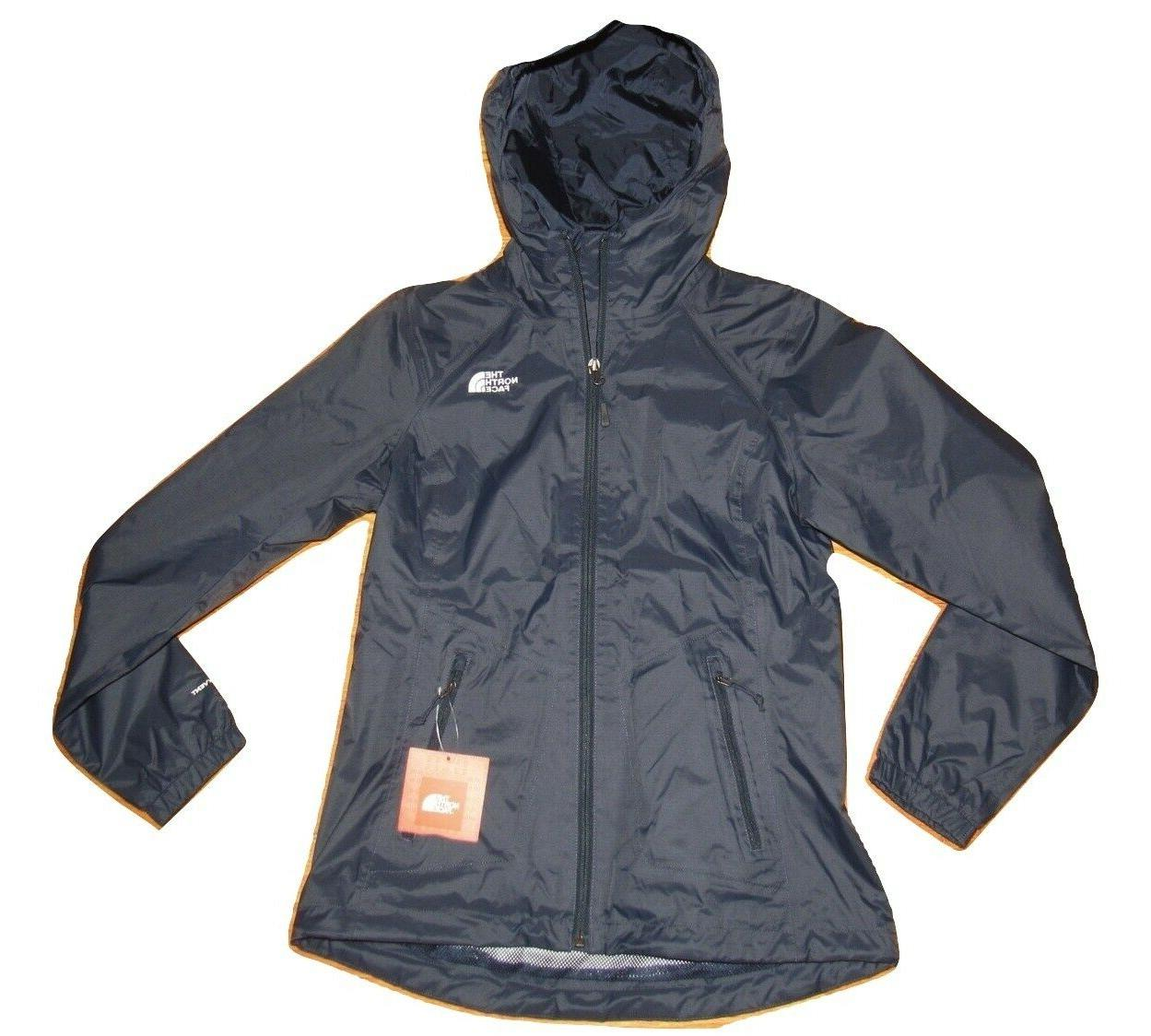 b265bcc99 The North Face Women's Boreal Rain Jacket Coat S SMALL NAVY BLUE NWT NEW $99