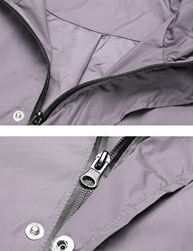 Beyove Outdoor Windproof Rain Jacket
