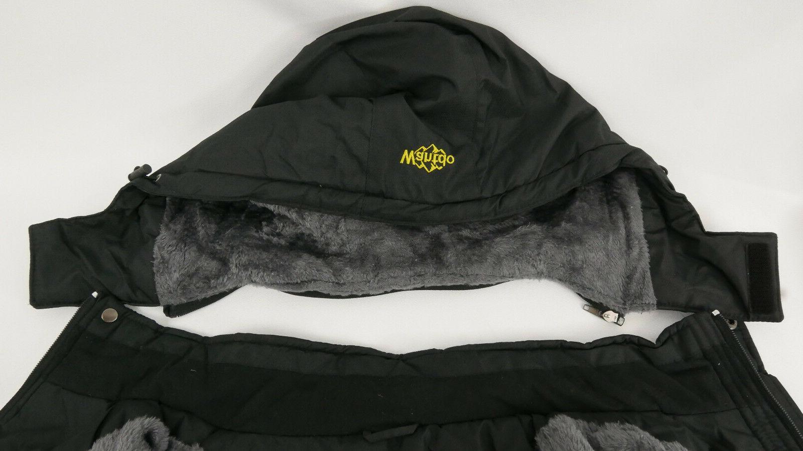 Wantdo Women's Ski Jacket Windproof Jacket XL