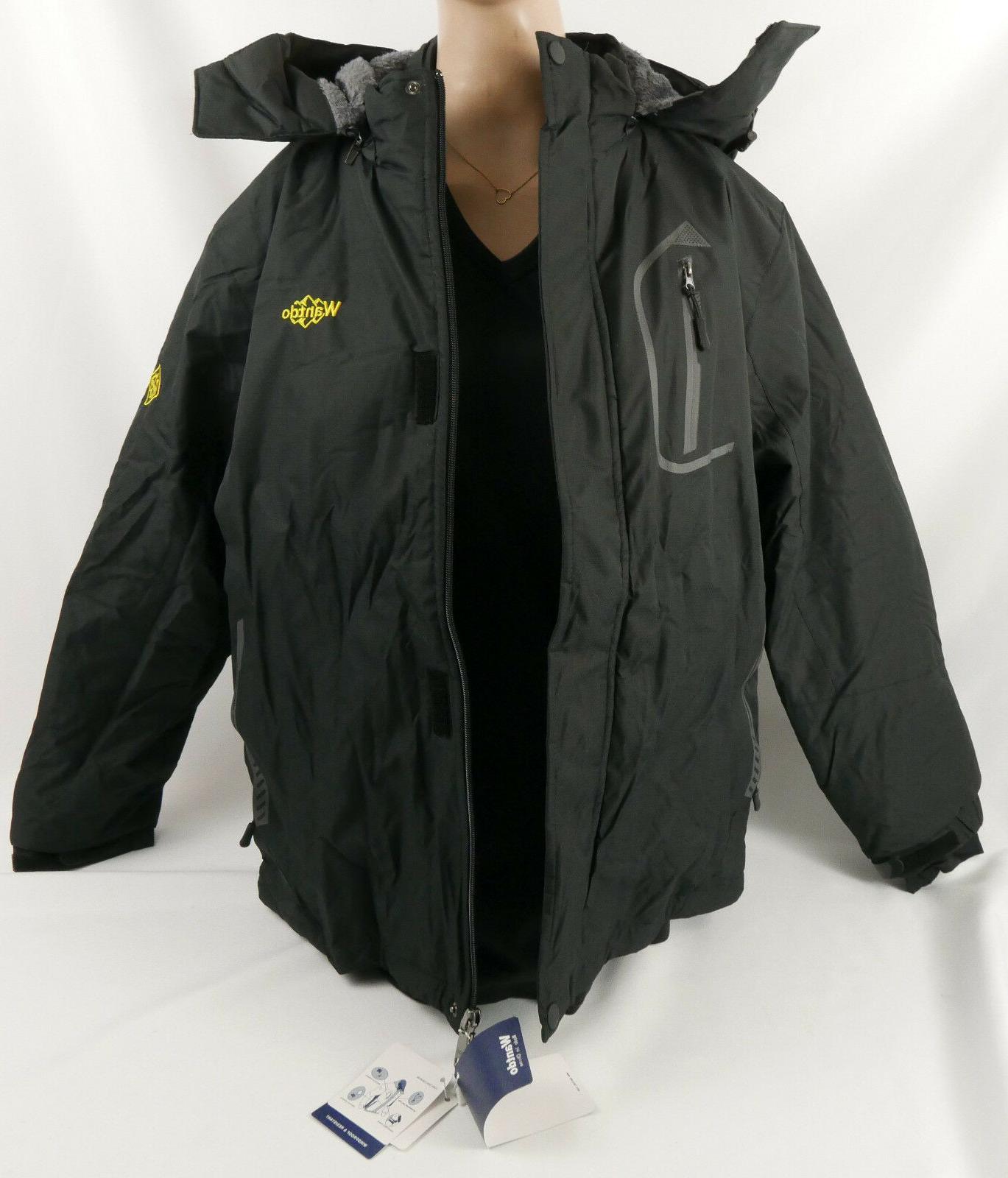 women s mountain waterproof ski jacket windproof