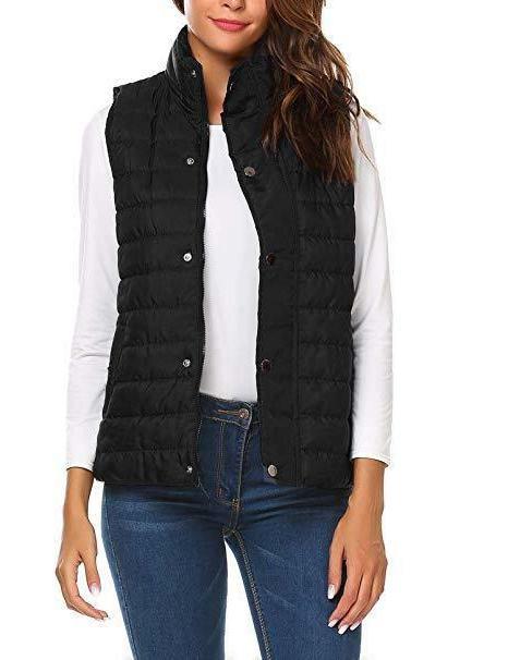 Beyove Women's Quilted Outdoor Puffer Jacket