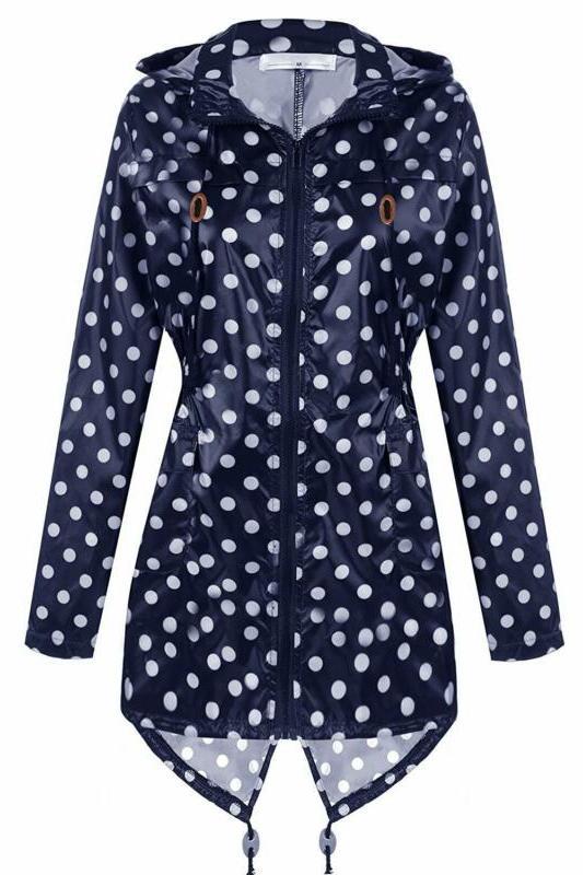women s rain jacket waterproof hooded lightweight