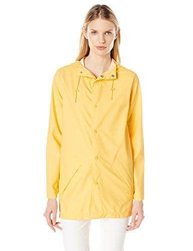 women s rubberized rain slicker sunray x