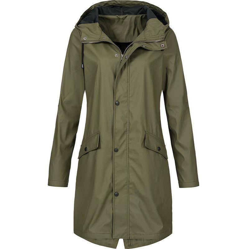 Women's Waterproof Jacket Packable