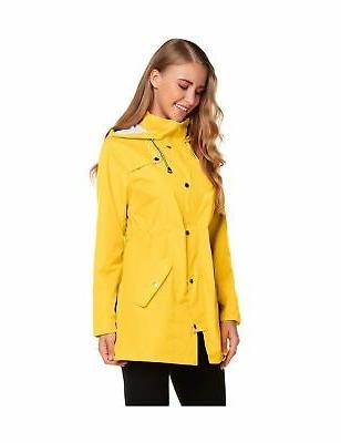 ZHENWEI Jacket Hooded Lined